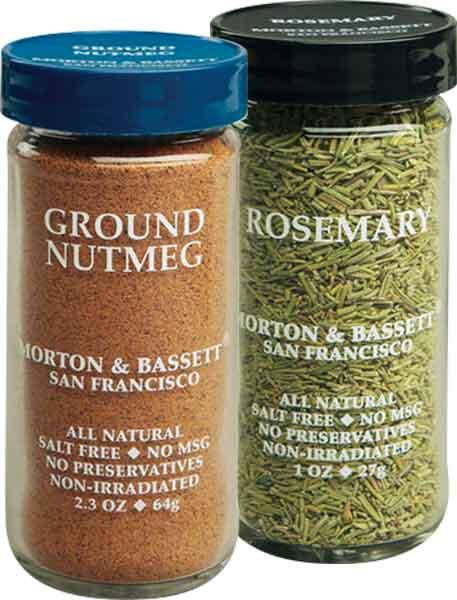 Morton & Bassett Spices