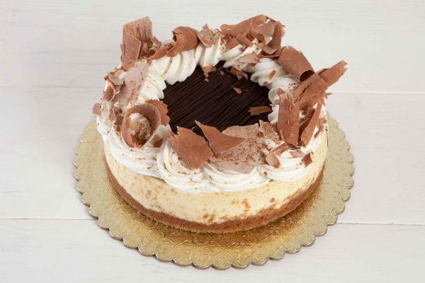 Ganache New York Cheesecake