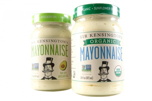 Sir Kensington's Organic or Avocado Mayonnaise