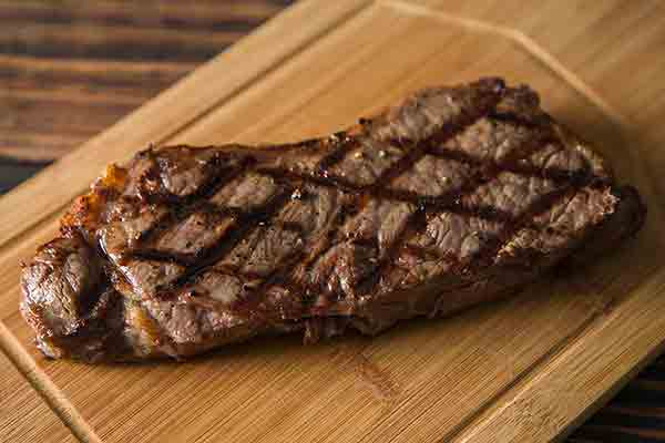 Beef Boneless New York Steaks