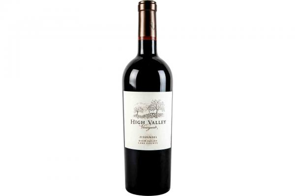 High Valley Zinfandel