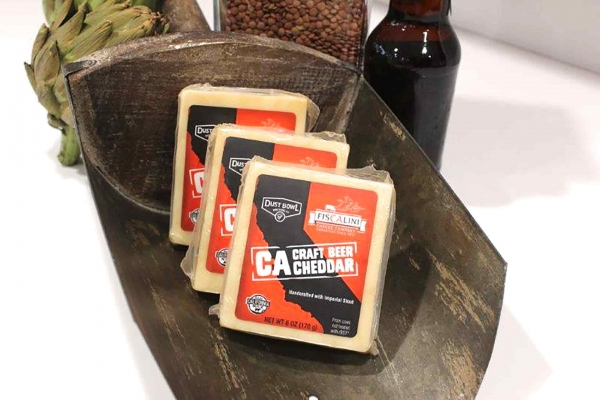 Dust Bowl Craft Beer Cheddar