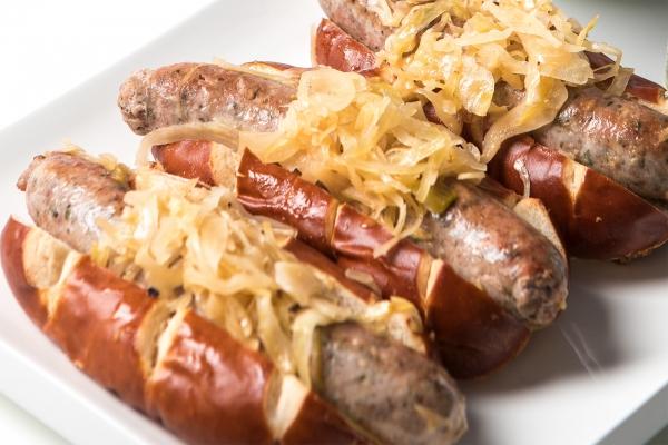 Beer n' Bratwurst Pork or Chicken Sausage