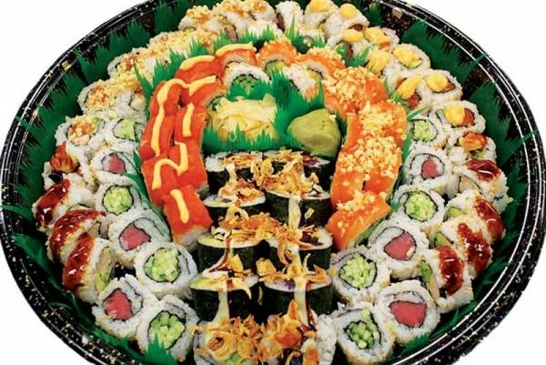Tokyo Sushi Platter