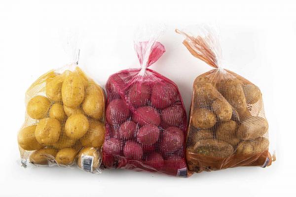 Organic Russet, Red and Yukon Potatoes