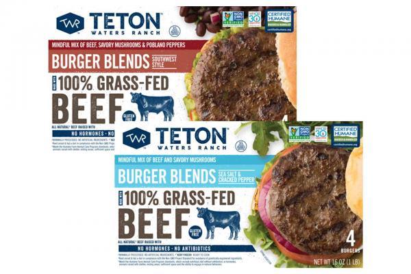 Teton Waters Ranch Burger Blends