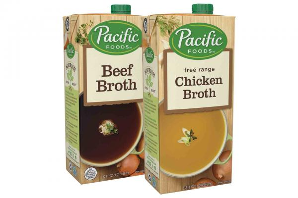 Pacific Foods Natural Chicken or Beef Broth