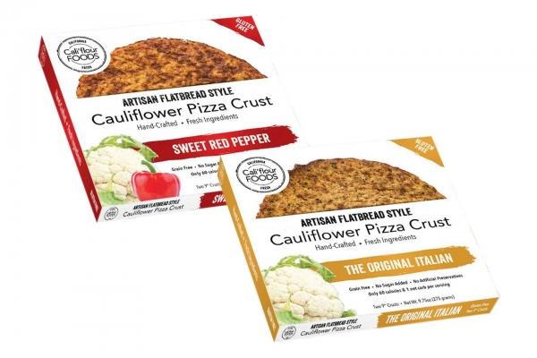Cali'flour Foods Cauliflower Pizza Crust