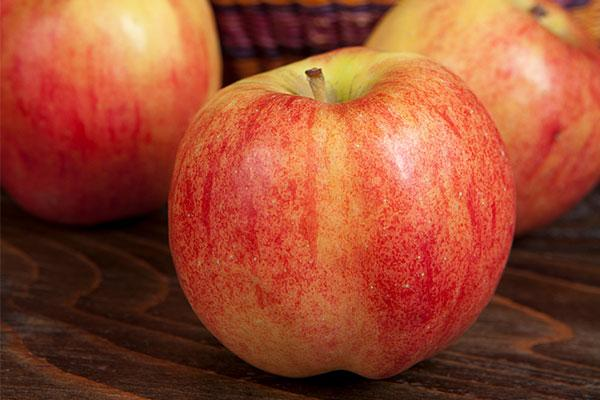 Organic Gravenstein Apples