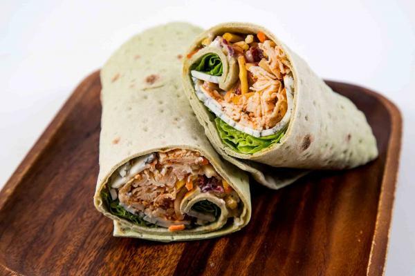 Gourmet Wraps