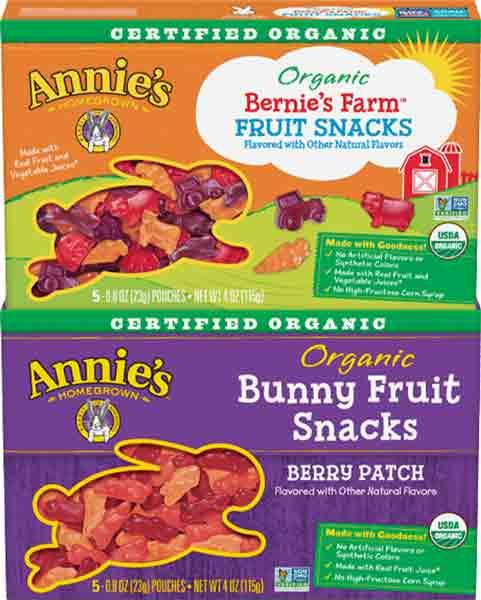 Annie's Organic FruitSnacks