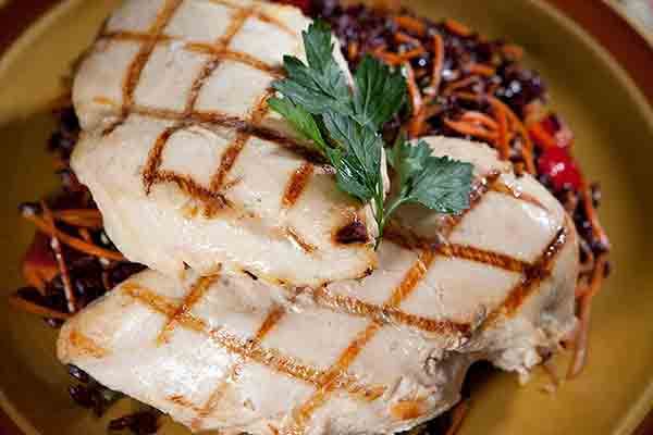 Organic Thin-Sliced Boneless & Skinless Chicken Breasts