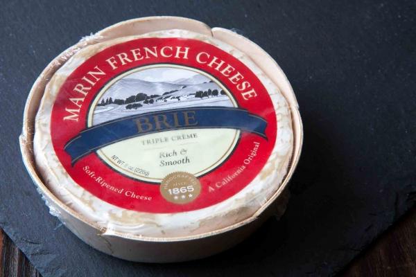 Triple Crème Brie